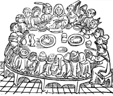 canterbury tales roundtable