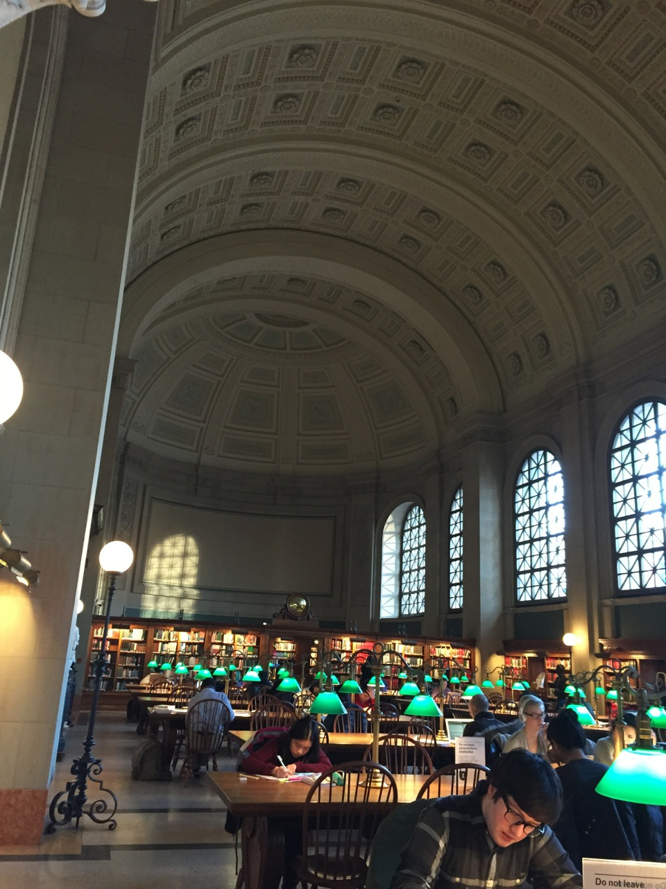 Further Selections From The Boston Public Library