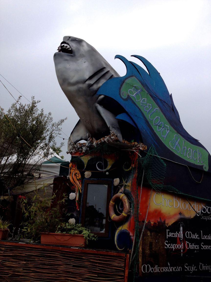 fish, shark